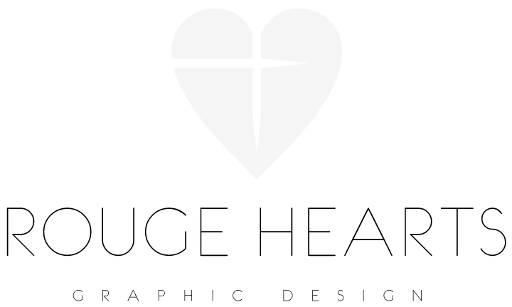 ROUGE HEARTS | GRAPHIC DESIGN